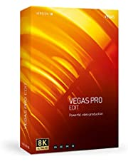 VEGAS Pro|18 EDIT|1 Device|Perpetual Licence|PC|Disc