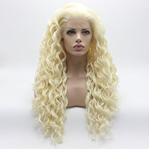 Lushy Curly Light Friendly Synthetic product image