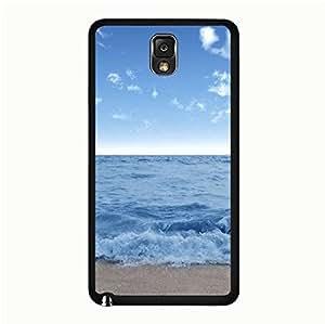 Samsung Galaxy Note 3 N9005 Case,Fashion Beauty The Sea Scenery Printed Pattern Premium Quality Slim Hard Phone Case for Samsung Galaxy Note 3 N9005