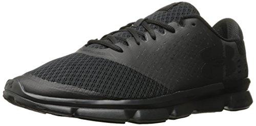 Under Armour - Speed Swift 2 - 2e scarpe da ginnastica da uomo Black/black