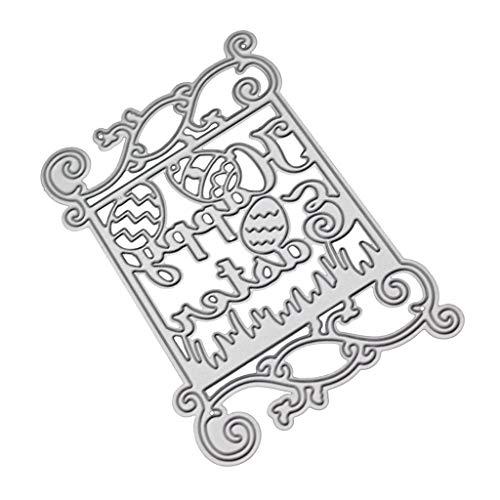 iHPH7CuttingDiesScrapbookingPaperCardMetalDieCutStencils#19071401O,AccessoriesforBigShotandOtherCutterMachine(C) -