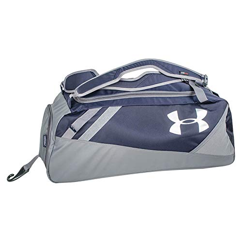 - UA Sports Bags Under Armour Converge Mid Duffle/Bat Pack (Navy)