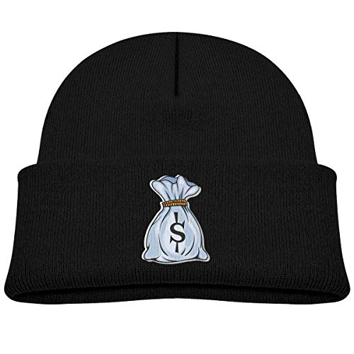 sunshime Go Ahead! boy Kids Knitted Beanies Hat High Camera Frame Winter Hat Knitted Skull Cap for Boys Girls Pink]()