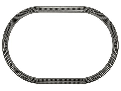 Lionel Fastrack 50 x 90 Oval Set With Terminal