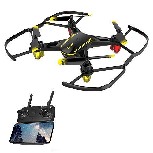 Global Drone GW66 Mini Drone with Camera Live Video
