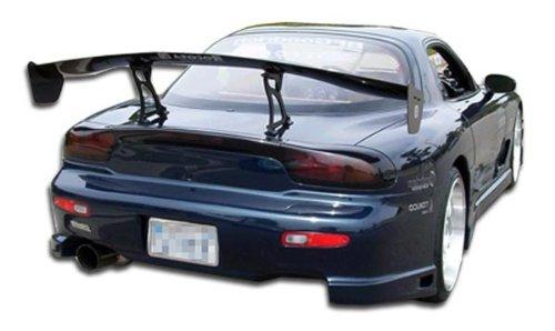 Duraflex Replacement for 1993-1997 Mazda RX-7 C-2 Rear Bumper Cover - 1 Piece ()