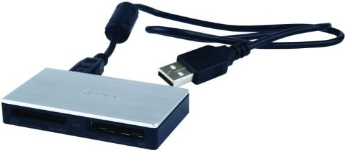 Amazon.com: Sony 12-in-1 USB 2.0 Flash Memory Card Reader ...