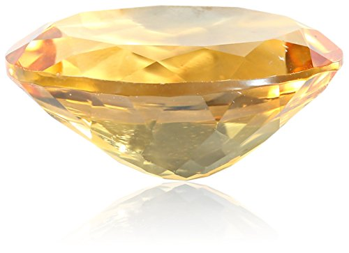 Citrine 14X10mm Oval Cut Loose Gemstone by Amazon Collection (Image #2)