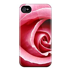 Iphone Cover CaBeautiful Pink Rose Protective Case Compatibel With Case For Sumsung Galaxy S4 I9500 Cover