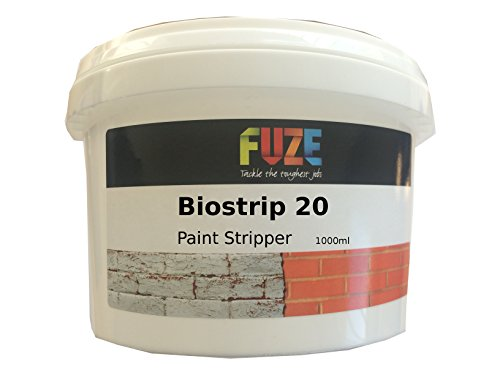 Biostrip 20 Paint Stripper 1 Litre from FUZE Products. Water Based Paint...