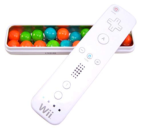 (Nintendo Wii Controller Candy Tin with Peppermint Gum (1 Tin))