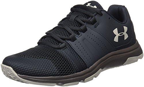 Bajo La Incursión Armadura Zapatos Grises Correr Precio más barato en línea Recomendar precio barato Salida de calidad barata Sitio oficial barato Barato Best Venta qb5dWL