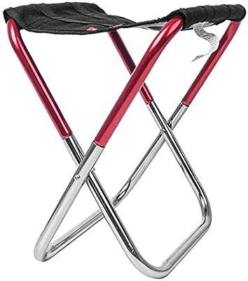Taburete de camping Taburete plegable mini portátil Sillas ...