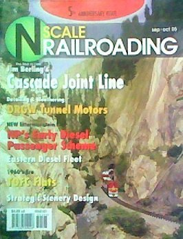 N Scale Railroading (September-October 2005)
