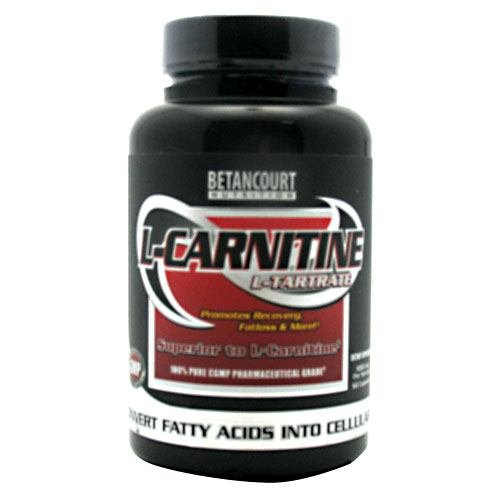 Betancourt Nutrition L-Carnitine L-Tartrate 60 Caps