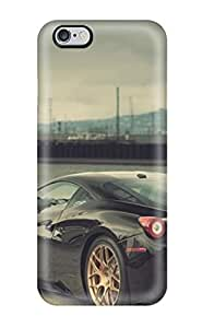 Fashion CEZlEPv3909MVlzs Case Cover For Iphone 6 Plus(amazing Black Car S)