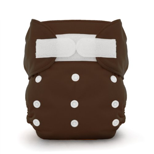 - Thirsties Duo All in One Cloth Diaper, Mud, Size One (6-18 lbs)