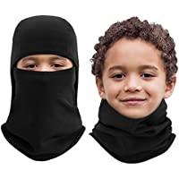 Aegend kids Balaclava Windproof Ski Face Mask for Cold...