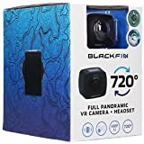 Amazon com : iCatch Blackfin 720 Full Panoramic VR Camera +