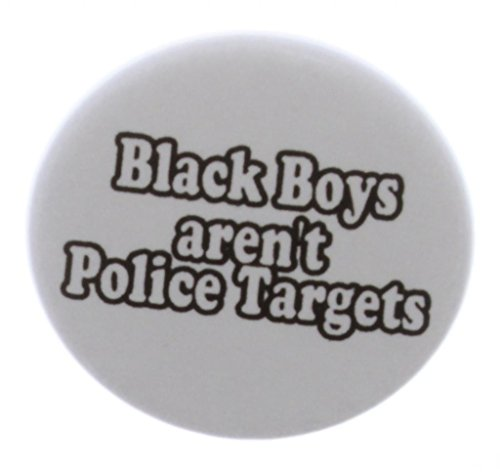 Black Boys aren't Police Targets 1.25