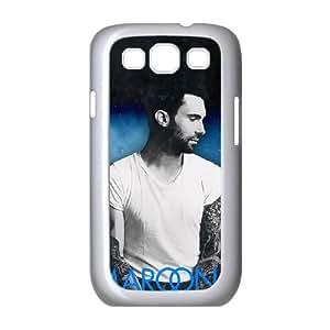 DIYPCASE Adam Levine Customized Hard Case For Samsung Galaxy S3 I9300