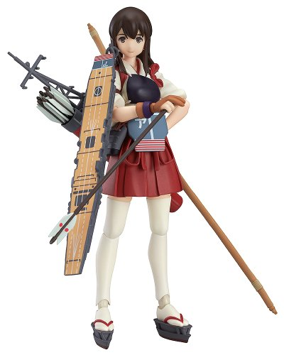 Good Smile Kantai Collection: Kancolle: Akagi Figma Action Figure