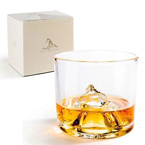 Verre à Whisky en cristal-Matterhorn
