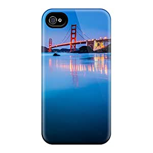 Hard Plastic Iphone 6plus Cases Back Covers,hot Golden Gate Bridge San Francisco Cases At Perfect Customized