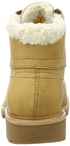Stivali Fur Warmed Fret Donna Giallo Caterpillar womens 1ZwTEOq