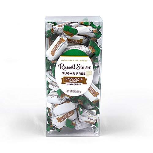 Sugar Free Milk Chocolate Miniature, 10 oz. box -