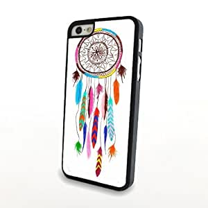 Generic Cartoon Dream Catcher PC Phone Cases fit Case For Iphone 6 Plus 5.5 Inch Cover Cases Plastic Skin Matte Hard Cover Protective Case
