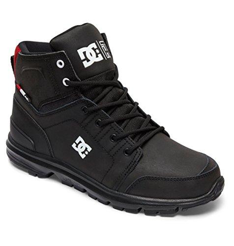 Noir Black Bottines White Torstein Et Shoes Athletic Bottes DC Red Classiques Homme 6qF0A
