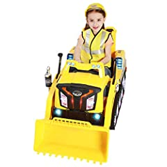 =^_^=❤ Hi, Dear Friend, Welcome to YOMXL, Have a Great Shopping Time.Specification: Item No.: FD-2810 Item Name: Bulldozer Material: Plastic / Metal / Electronic Frequency : 2.4GHz Car Size: 118 x 58 x 68cm / 47.2 x 23.2 x 27.2in Low Speed: A...