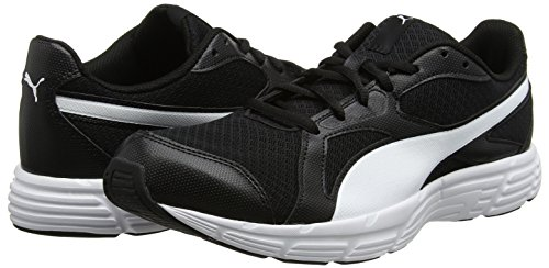 V4 Sneakers puma Gris Eu Mixte Basses Noir Black White Axis Adulte blanc 04 Puma puma Grid 5wqtO1xU