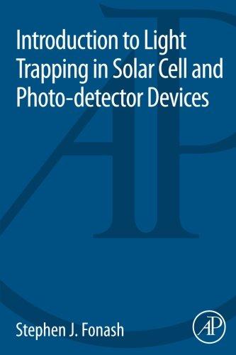 Light Absorption Solar Cells
