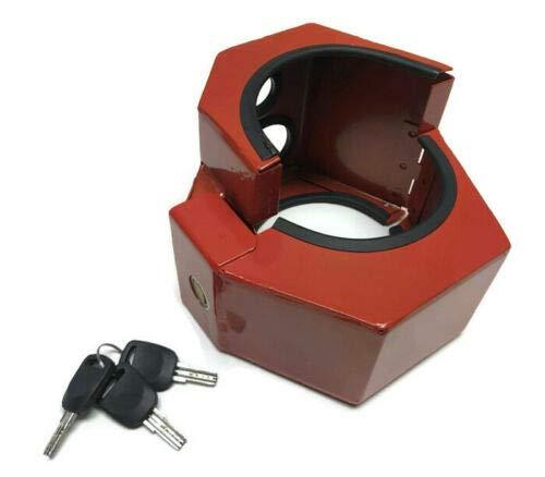 Vital All-Terrain Steering Column Lock Guard for Chevrolet Camaro 82-89, Monte Carlo 78-87, Corvette ()