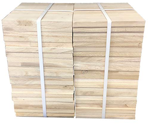 Tiger Claw Wood Breaking Board - Breakable Board in 8 mm, 12 mm, 18 mm thicknesses