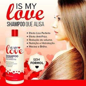 Is My Love Shampoo | Smooth Extreme Intense Hair Reconstruction Progressive Brusg 1000ml