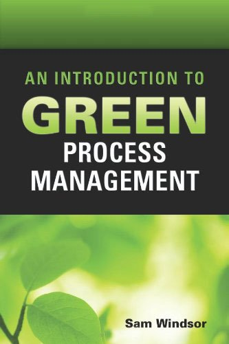 An Introduction to Green Process Management