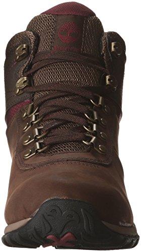 Timberland Womens Norwood Mid Waterproof Hiking Boot braun