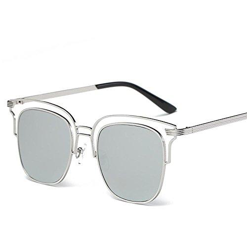 de C gafas y la Europa hombre Aoligei de sol marea con hueco gafas América de Estrellas de moda sol CWxpqBHU