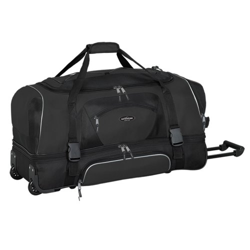 adventurer-duffel-collection-36-2-section-drop-bottom-rolling-duffel-in-black