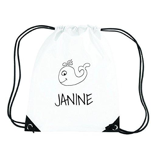 JOllipets JANINE Turnbeutel Sport Tasche PGYM5455 Design: Wal