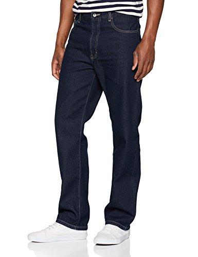 indigo Blue Blue Straight Uomo Jeans Wash Enzo SqZ0tIwZ