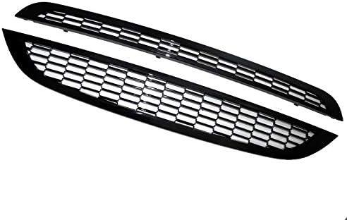 Genuine MINI R55 R56 R57 FRONT BUMPER CHROME LEFT FOG LIGHT GRILL