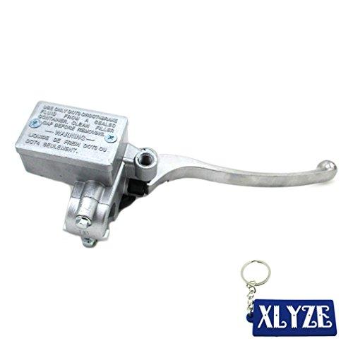 XLYZE Front Brake Master Cylinder Lever For Suzuki GS750 GS1000 GS1100 GS1150 Kawasaki KZ200 KZ400 KZ550 KZ650 KZ700 Honda CX500 FT500 CX650 GL500 GL650 CB750 -