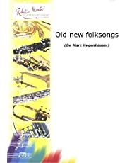 Partitions classique ROBERT MARTIN HEGENHAUSER M. - OLD NEW FOLKSONGS Tuba
