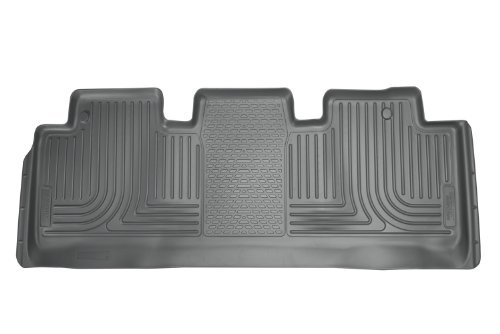 - Husky Liners Custom Fit WeatherBeater Molded 2ND SEAT FLOOR LINERS for Honda Odyssey (Grey)