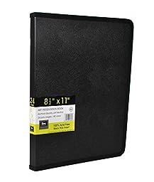 Filexec Products Art Presentation Book, 8.5\