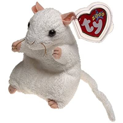 5Star-TD TY Beanie Baby - CHEEZER The Mouse: Toys & Games